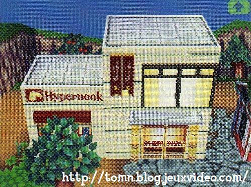 1. Les agrendissements des magazins